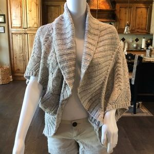 BCBG Shrug Sweater - Small
